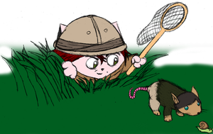 """TGWTG - """"Out on safari."""" by SharPhoe"""
