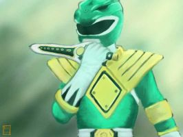 Green Ranger by Chillincauseican