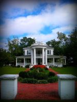 the Ambridge Mansion by fenrirofparadise