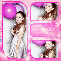 +Photopack Png Ariana Grande - HeartAttackPngs by iSparksOfLies