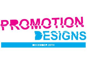 Promotion Designs by joshcartledge
