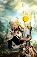 Paladin T2 from World of Warcraft by Baku-Project
