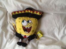 Mexico Spongebob by extraphotos
