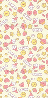 Free custom box bg - Kawaii by BiShakalaka