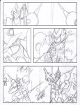 TransWarp: Csirac - Issue #4 page 4 rough sketch 2 by xdtaxundeadbuck01