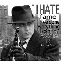 Depp Quote by HowseholdGraphics