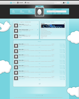 Twitter Redesign by Henry-Design