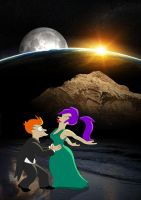 I dream of Leela by der-morgen