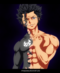 Fairy Tail 428 - Gray Fullbuster by StingCunha