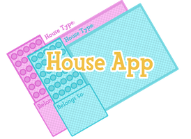House app inventory by HERthatDRAWS