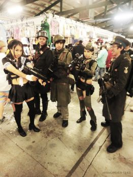 10.11.2012 Supanova- Suckerpunch Gang by MissMurder1243