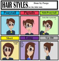 Hair Style Meme by paego