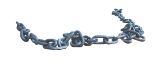 Old Heavy Duty Chain PNG.. by Alz-Stock-and-Art