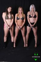 3 girl photo shoot by renegadeartworks