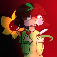 Chara by PixelCatsForever