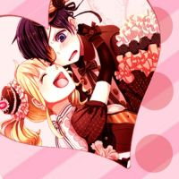 Ciel x Lizzy Icon by theWhiteDEVIL66