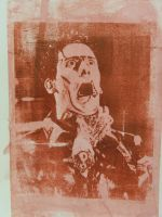 Ash Bruce campbell Evil Dead by scruff-bot