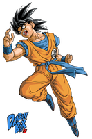 Dragon Box Z - Son Goku by The-Time-Traveller