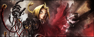 Edward Elric Signature by Abbasinia