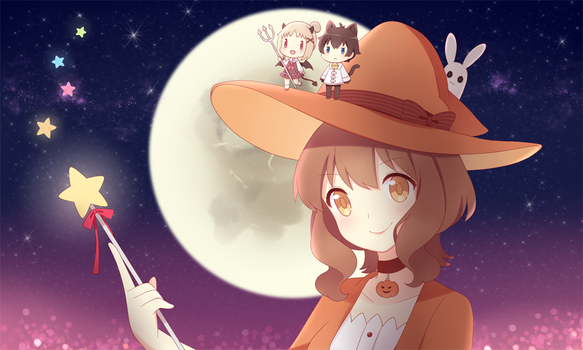 Aria's Story [Halloween] by TheSoundOfFreedom