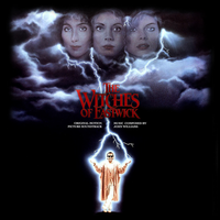 The Witches of Eastwick CD Soundtrack Jacket by TerrysEatsnDawgs