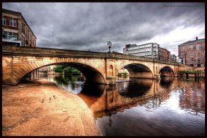 Ouse Bridge York. In Colour by GaryTaffinder