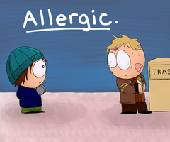 Allergic Reaction by AskCharlie