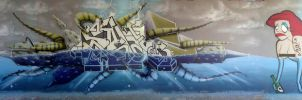 underwater piece by icoh
