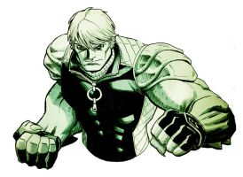 Hulkling by ReillyBrown