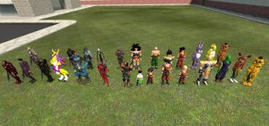 An All-Star Army Using NPCs Only by randomdude456