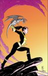 Kitty Pryde by chriswalkerart