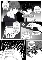 Death Note Doujinshi Page 23 by Shaami
