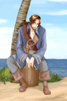 commission: Norrington by zelas