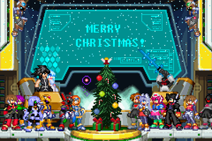 Merry Christmas Everyone by Dictator-Heartless