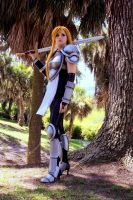 Janne, World Heroes cosplay by cimmerianwillow