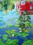 Water lilies by Dreamnr9