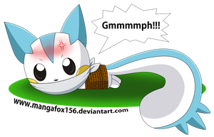 I Caught a Pachirisu by MangaFox156