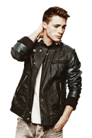 Colton Haynes PNG by assjay