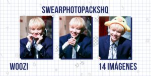 Photopack 447: Woozi by SwearPhotopacksHQ