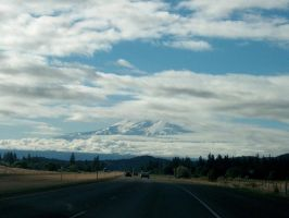 Mount Shasta.. I think by Ften