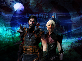 Dragon Age 2: Night Prowlers by suicidebyinsecticide
