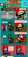 Mario Adventures 26 by Mariobro64