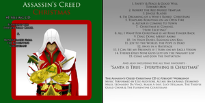 Assassins Creed Christmas CD by Algrenion