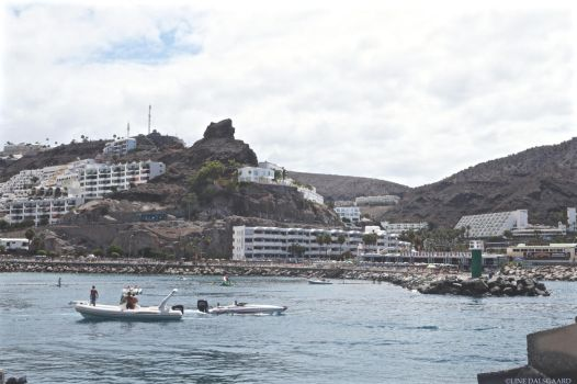 Tourism in the Canary Islands by wowireallydontcare