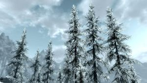 Winterly Forest 2 by Marina17