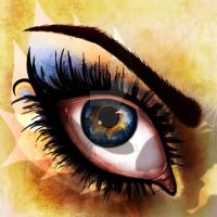 The Eye by UltraViolet3