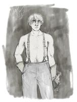 APH: Mechanic by archaicacid