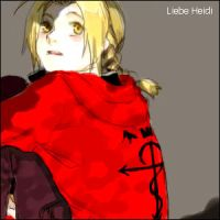Edward Elric by Liche1004