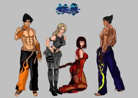 Characters for Tekken 7 - Part 2 of 15 by LA-Laker