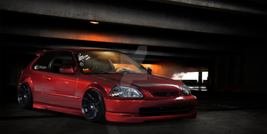 Honda civic UPDATE by SkicaDesign